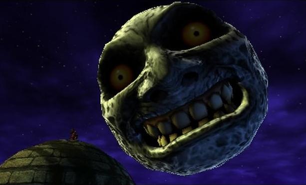The Legend of Zelda Majoras Mask 3D Nintendo EAD 3DS Xtreme Retro 3