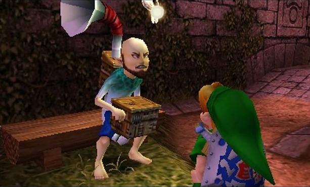 The Legend of Zelda Majoras Mask 3D Nintendo EAD 3DS Xtreme Retro 5