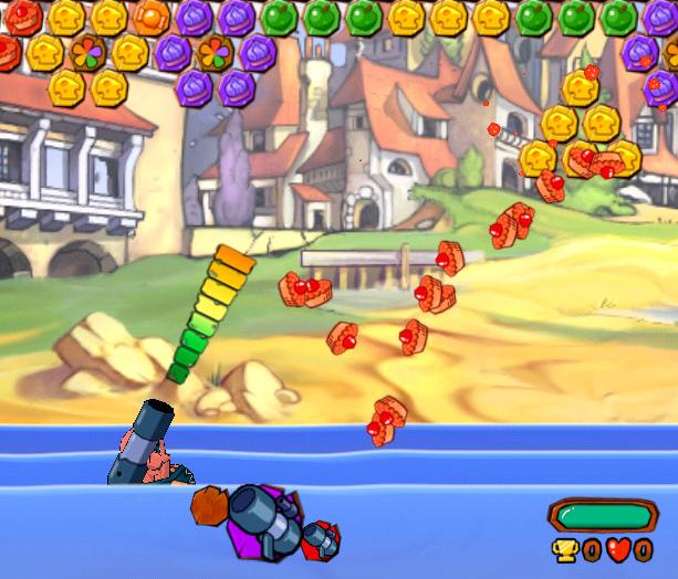 Worms Blast Puzzle Ubisoft PC Xtreme Retro