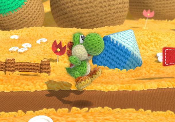 Yoshi's Woolly World Nintendo SPD Wii U Good Feel Xtreme Retro 1
