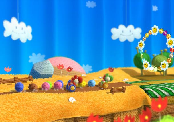 Yoshi's Woolly World Nintendo SPD Wii U Good Feel Xtreme Retro 8
