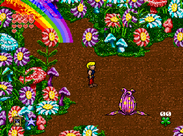 Young Merlin Super Nintendo SNES Westwood Studios Virgin Interactive Adventure RPG Xtreme Retro 17