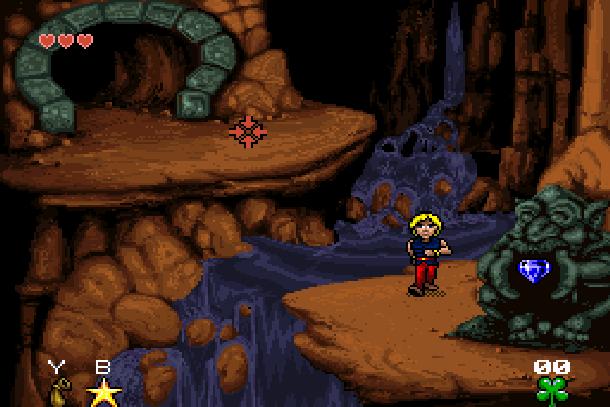 Young Merlin Super Nintendo SNES Westwood Studios Virgin Interactive Adventure RPG Xtreme Retro 5