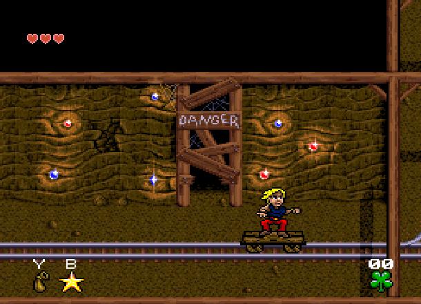 Young Merlin Super Nintendo SNES Westwood Studios Virgin Interactive Adventure RPG Xtreme Retro 6