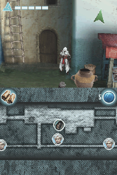 Assassins Creed Altair Chronicles Ubisoft Nintendo DS NDS Xtreme Retro 3