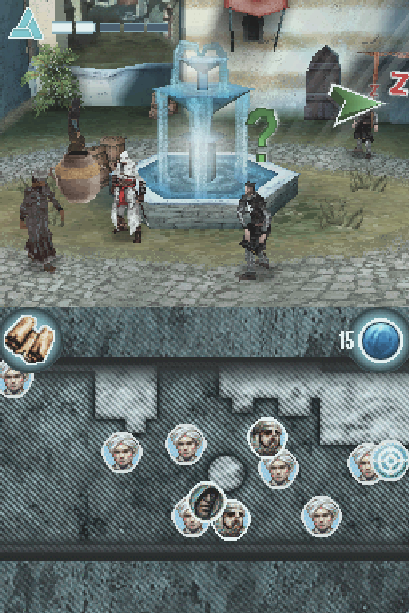Assassins Creed Altair Chronicles Ubisoft Nintendo DS NDS Xtreme Retro 5