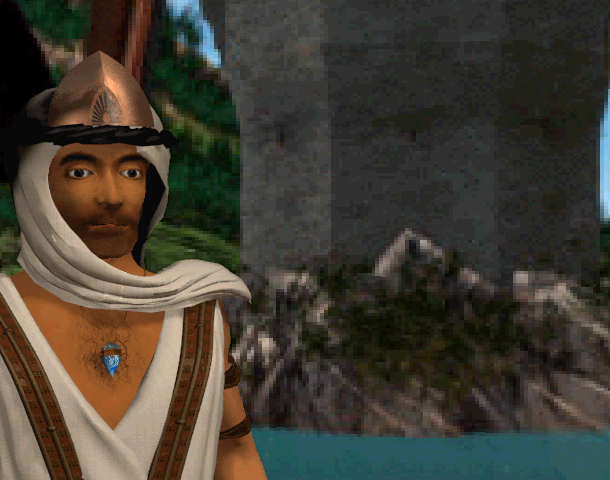 Atlantis The Lost Tales Cryo Interactive 1997 DOS Windows Macintosh Sega Saturn Sony PlayStation PSX PSone Graphic Adventure Xtreme Retro 4