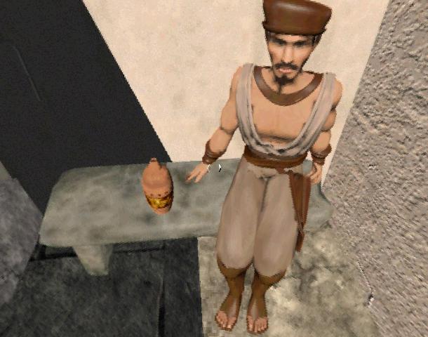 Atlantis The Lost Tales Cryo Interactive 1997 DOS Windows Macintosh Sega Saturn Sony PlayStation PSX PSone Graphic Adventure Xtreme Retro 7