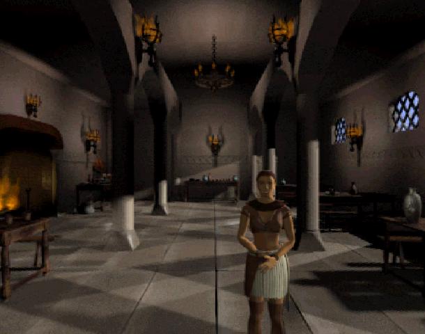 Atlantis The Lost Tales Cryo Interactive 1997 DOS Windows Macintosh Sega Saturn Sony PlayStation PSX PSone Graphic Adventure Xtreme Retro 9