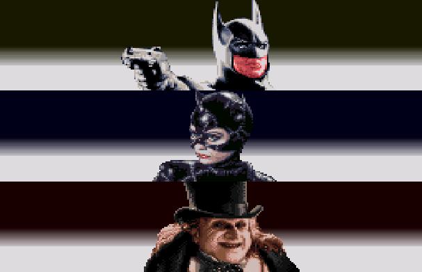 Batman Returns Super Nintendo SNES Konami Beat'em up Xtreme Retro 11