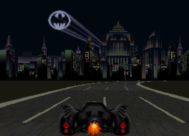 Batman Returns Super Nintendo SNES Konami Beat'em up Xtreme Retro 2