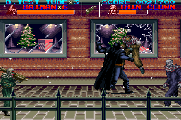 Batman Returns Super Nintendo SNES Konami Beat'em up Xtreme Retro 5