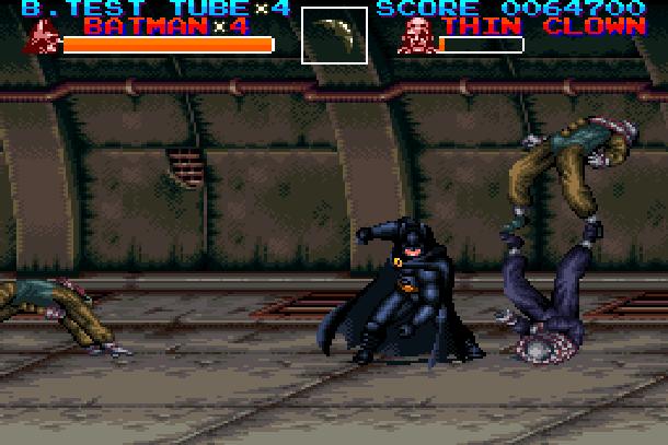 Batman Returns Super Nintendo SNES Konami Beat'em up Xtreme Retro 6