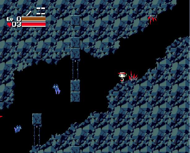 Cave Story Doukutsu Monogatari Sega Genesis Mega Drive MD Xtreme Retro 3