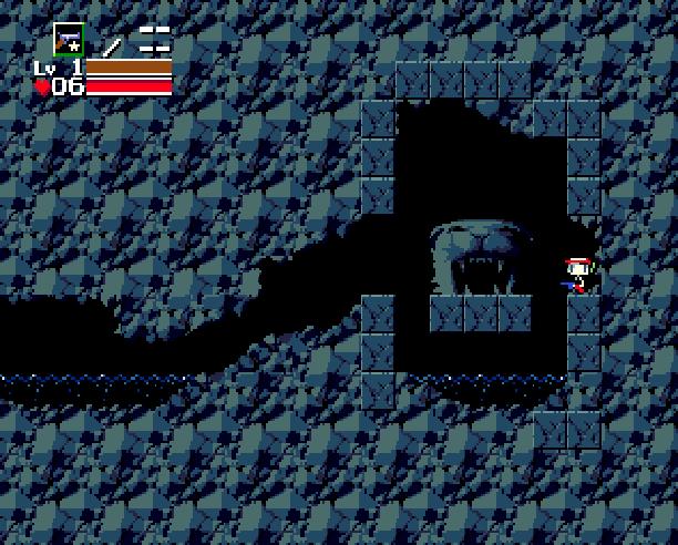 Cave Story Doukutsu Monogatari Sega Genesis Mega Drive MD Xtreme Retro 4