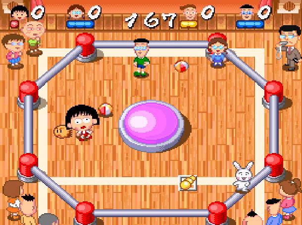 Chibi Marukochan Konami Super Famicom SNES 1995 Xtreme Retro 9