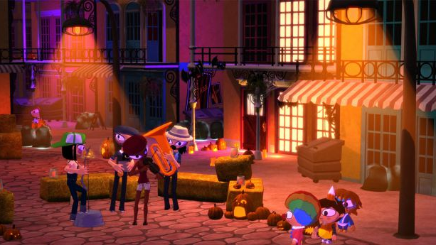 Costume Quest 2 RPG Double Fine Productions Majesco Windows OS X Linux PlayStation 3 PS3 PS4 Xbox 360 One Wii U Xtreme Retro 1