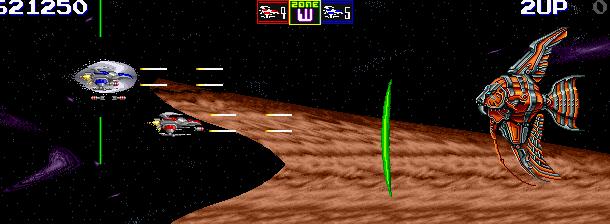 Darius II Taito Arcade Shump Xtreme Retro 2