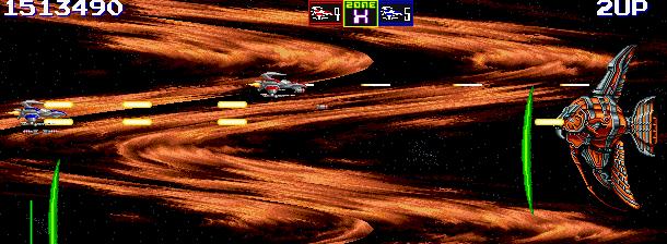 Darius II Taito Arcade Shump Xtreme Retro 3