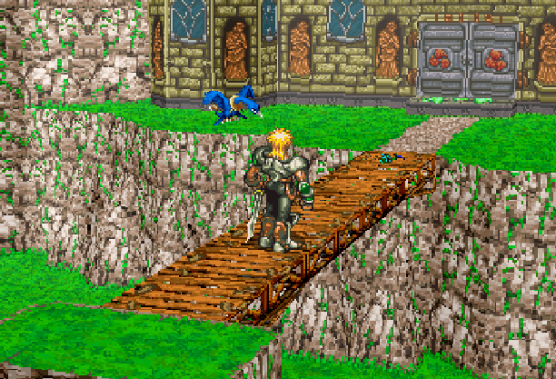 Dark Savior Climax Entertainment Sega Saturn Action RPG Xtreme Retro 3