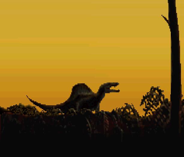 Dinosaur Pixel Art Xtreme Retro