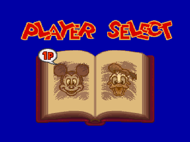 Disneys Magical Quest 3 Starring Mickey & Donald Capcom Super Nintendo SNES Game Boy Advance GBA Xtreme Retro Intro 8