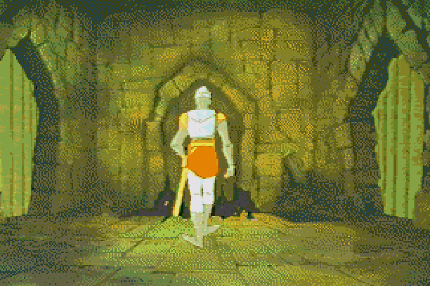 Dragon's Lair Readysoft Sega Mega CD Xtreme Retro 3
