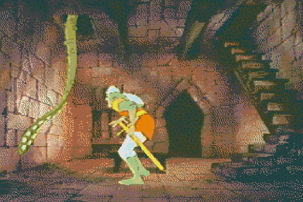 Dragon's Lair Readysoft Sega Mega CD Xtreme Retro 4