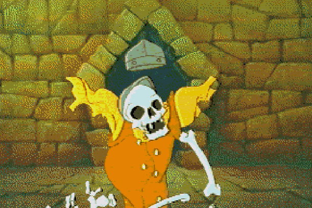Dragon's Lair Readysoft Sega Mega CD Xtreme Retro 6