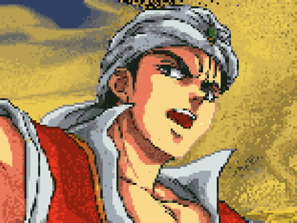 Equinox Solstice II Software Creations Sony Super Nintendo SNES Adventure Xtreme Retro Pixel Art 2