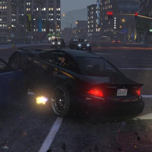Grand Theft Auto GTA V Rockstar Games Take Two Interactive Microsoft Windows PlayStation 3 PS3 PS4 Xbox 360 One Xtreme Retro 4