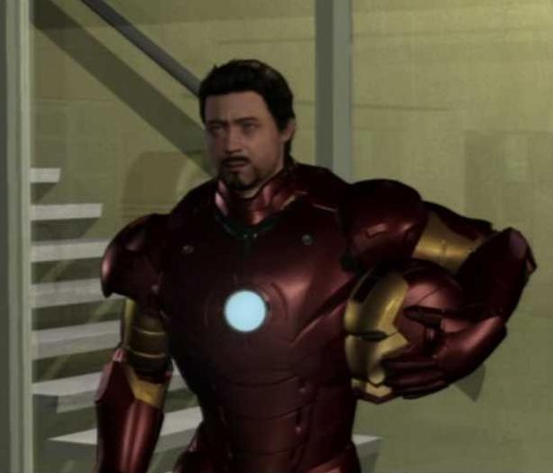 Iron Man Secret Level Sega PlayStation 3 PS3 Xbox 360 PS2 PSP Nintendo Wii DS PC Xtreme Retro 18