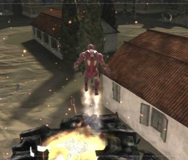 Iron Man Secret Level Sega PlayStation 3 PS3 Xbox 360 PS2 PSP Nintendo Wii DS PC Xtreme Retro 20