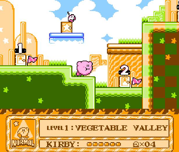 Kirbys Adventure Hal Laboratory Nintendo NES Xtreme Retro 1
