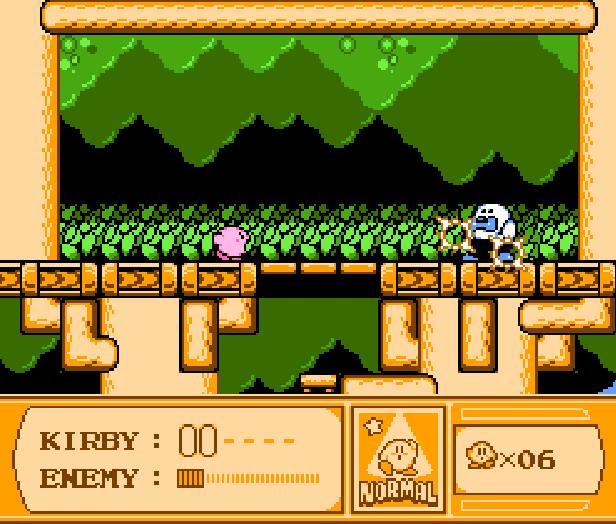 Kirbys Adventure Hal Laboratory Nintendo NES Xtreme Retro 10