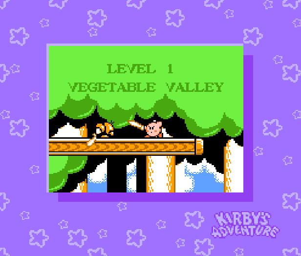Kirbys Adventure Hal Laboratory Nintendo NES Xtreme Retro 15