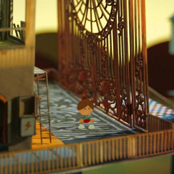 Lúmino City Puzzle Adventure iOS Mac Windows Indie Game Xtreme Retro 2