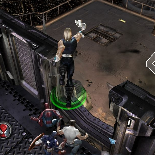 Marvel Ultimate Alliance Raven Software Vicarious Visions Beenox Barking Lizards Activision Xbox PC PS2 Xbox 360 GBA PSP Wii PS3 Action RPG Xtreme Retro 4