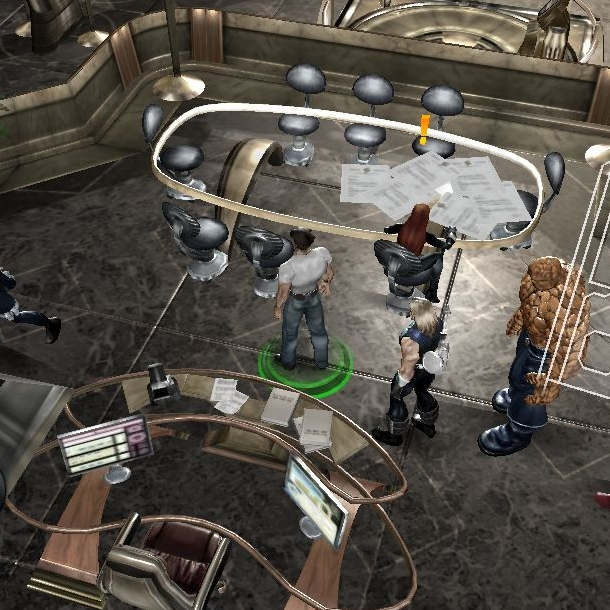 Marvel Ultimate Alliance Raven Software Vicarious Visions Beenox Barking Lizards Activision Xbox PC PS2 Xbox 360 GBA PSP Wii PS3 Action RPG Xtreme Retro 9