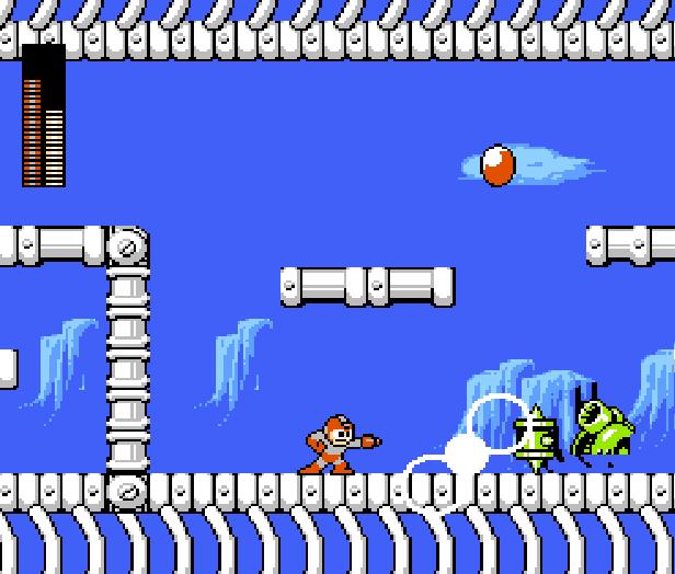 Megaman Rockman IV Nintendo NES Famicom Capcom Xtreme Retro 6
