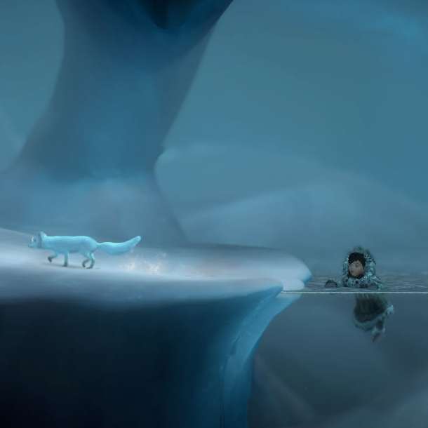 Never Alone Upper One Games Unity Linux Microsoft Windows OS X PlayStation 3 PS3 PS4 Wii U Xbox One iOS Puzzle Platformer Xtreme Retro 11