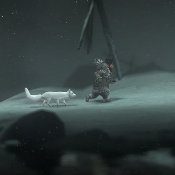 Never Alone Upper One Games Unity Linux Microsoft Windows OS X PlayStation 3 PS3 PS4 Wii U Xbox One iOS Puzzle Platformer Xtreme Retro 14