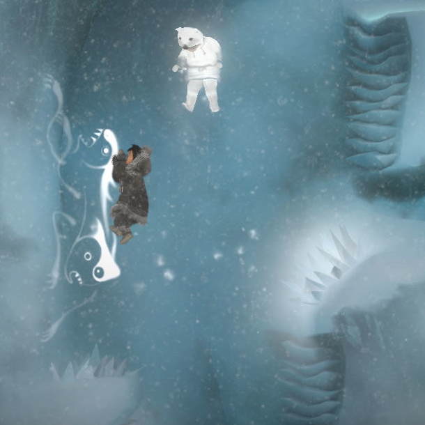 Never Alone Upper One Games Unity Linux Microsoft Windows OS X PlayStation 3 PS3 PS4 Wii U Xbox One iOS Puzzle Platformer Xtreme Retro 15