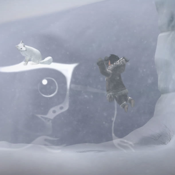 Never Alone Upper One Games Unity Linux Microsoft Windows OS X PlayStation 3 PS3 PS4 Wii U Xbox One iOS Puzzle Platformer Xtreme Retro 3