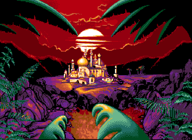 Prince of Persia Domark Sega Genesis Mega Drive MD Xtreme Retro 1