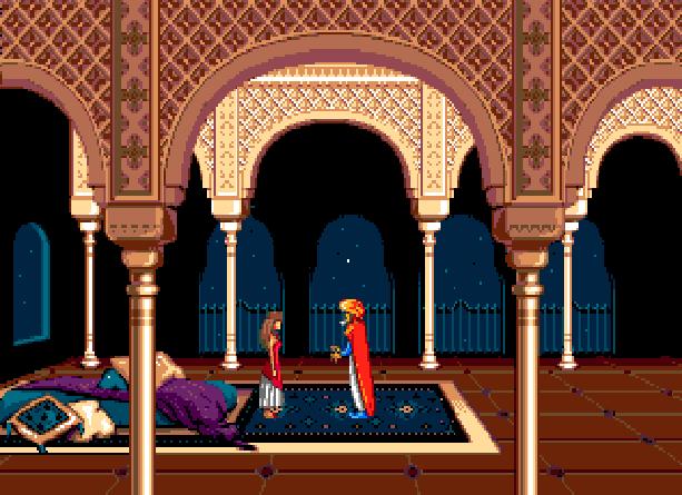 Prince of Persia Domark Sega Genesis Mega Drive MD Xtreme Retro 4