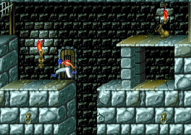 Prince of Persia Domark Sega Genesis Mega Drive MD Xtreme Retro 5