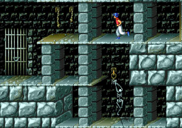 Prince of Persia Domark Sega Genesis Mega Drive MD Xtreme Retro 6