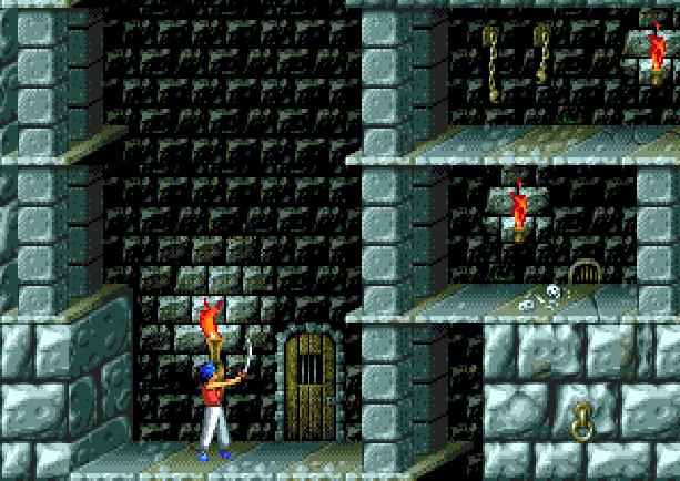 Prince of Persia Domark Sega Genesis Mega Drive MD Xtreme Retro 7