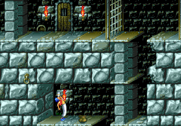 Prince of Persia Domark Sega Genesis Mega Drive MD Xtreme Retro 8